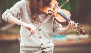 viool leren spelen